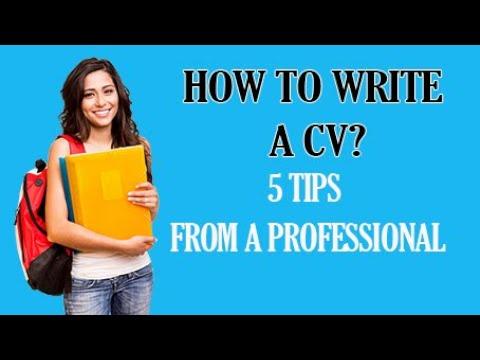 write-a-cv